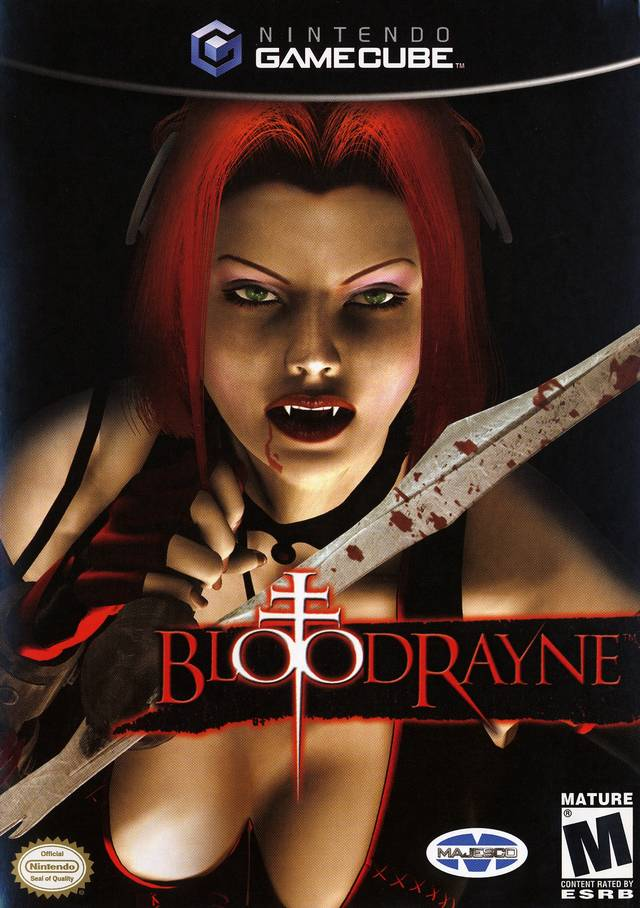 Rom juego BloodRayne