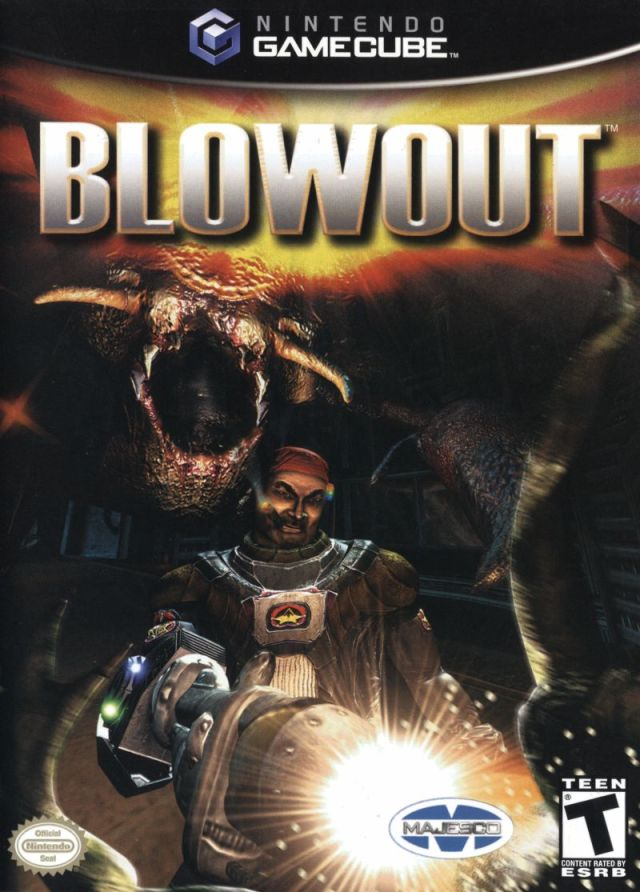 Rom juego Blowout