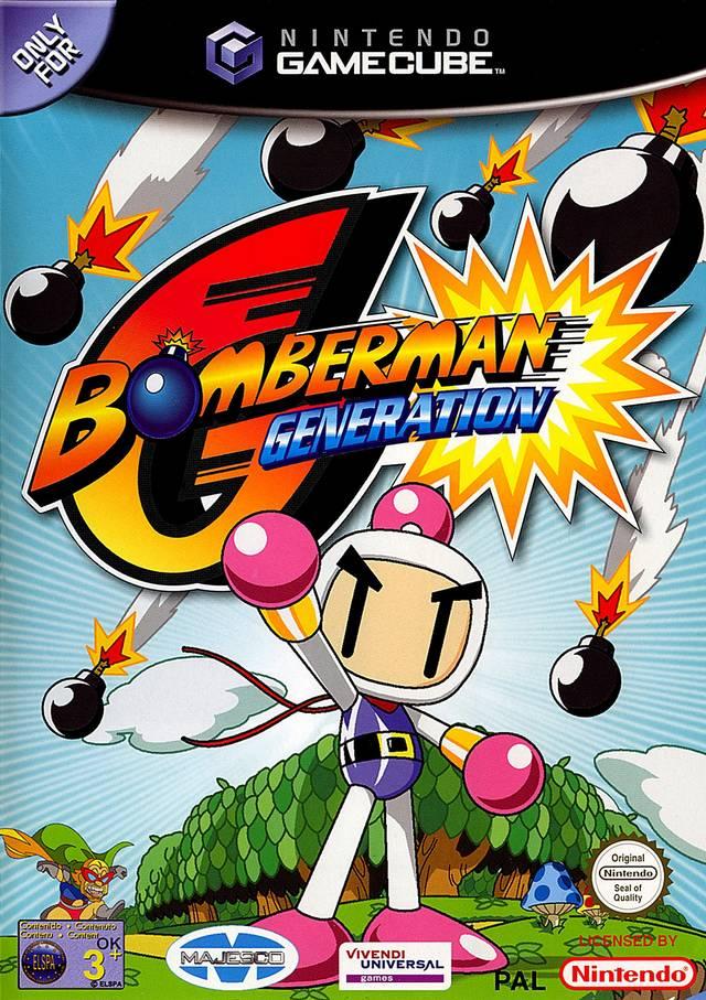Rom juego Bomberman Generation