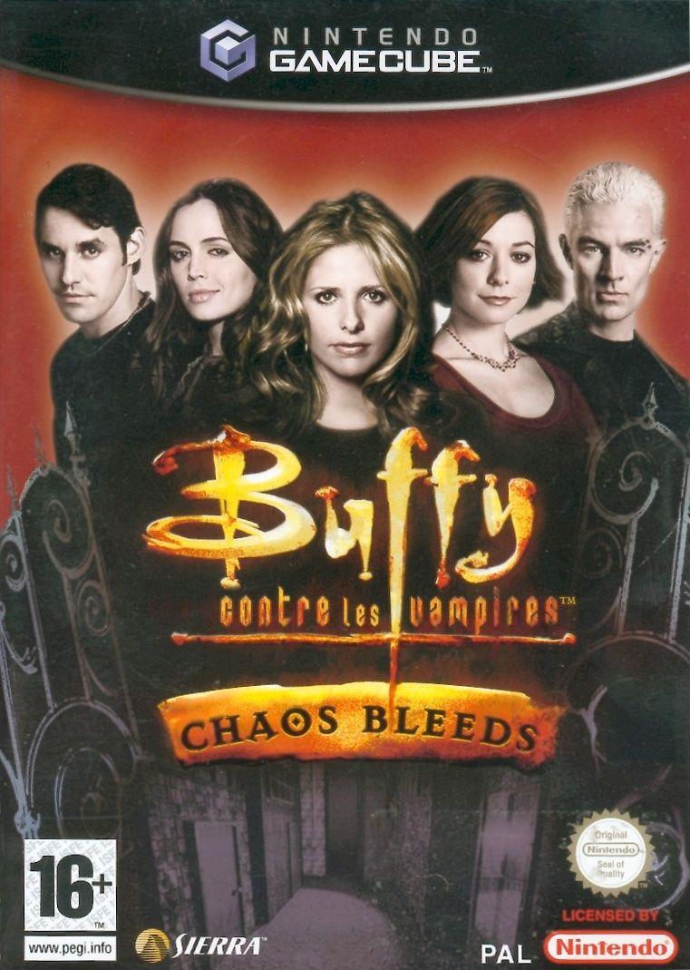 Rom juego Buffy Contre Les Vampires Chaos Bleeds