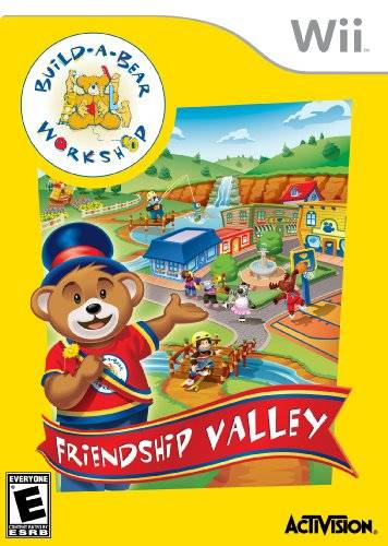 Rom juego Build-A-Bear Workshop - Friendship Valley
