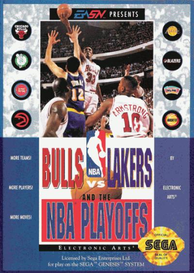 Rom juego Bulls Vs Lakers