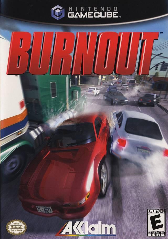 Rom juego Burnout