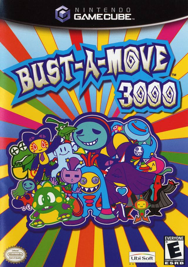 Rom juego Bust A Move 3000