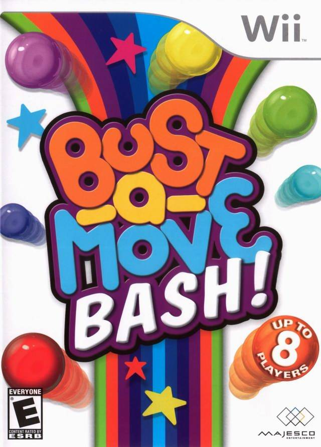 Rom juego Bust-A-Move Bash