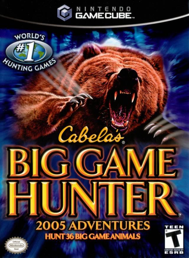 Rom juego Cabela's Big Game Hunter 2005 Adventures