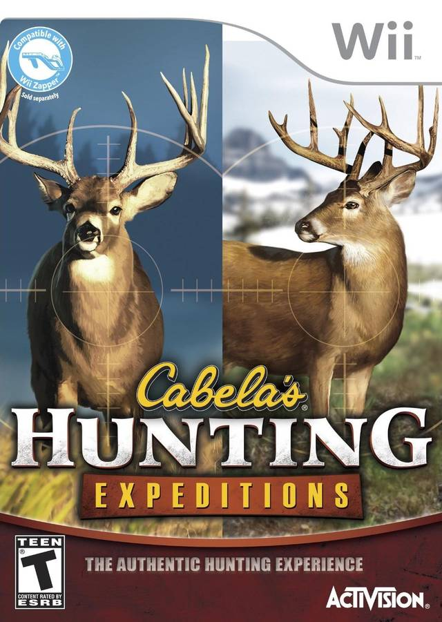 Rom juego Cabela's Hunting Expeditions