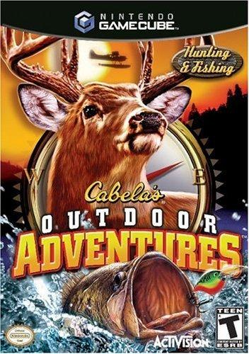 Rom juego Cabela's Outdoor Adventures