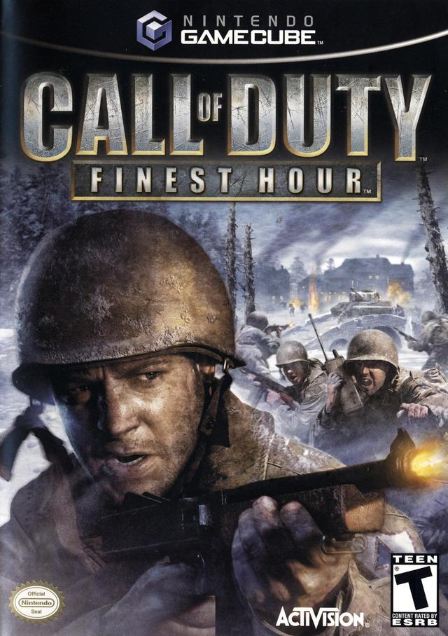 Rom juego Call Of Duty Finest Hour