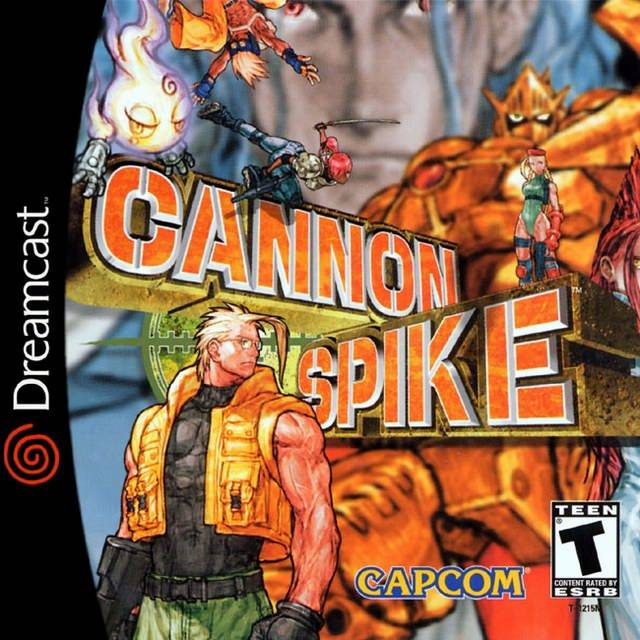 Rom juego Cannon Spike