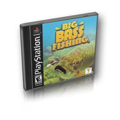 Rom juego Big Bass Fishing