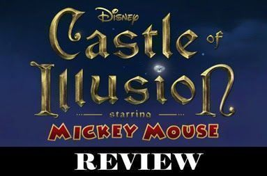 Rom juego Mickey Mouse - Castle Of Illusion