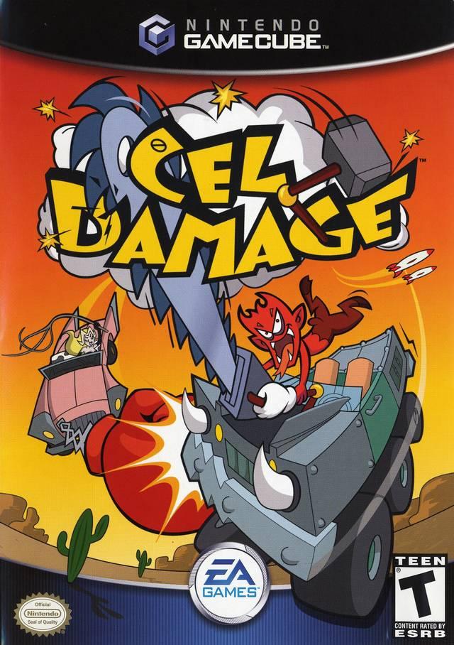 Rom juego Cel Damage