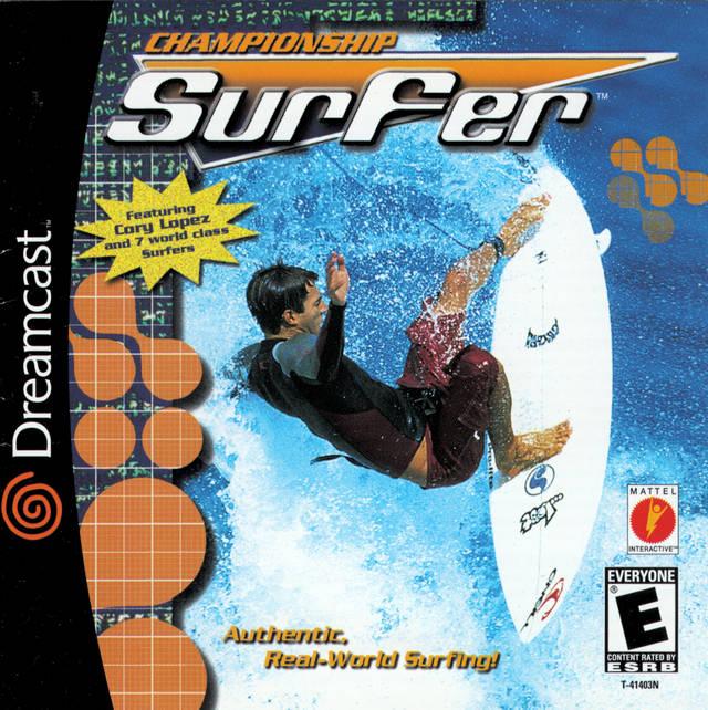 Rom juego Championship Surfer