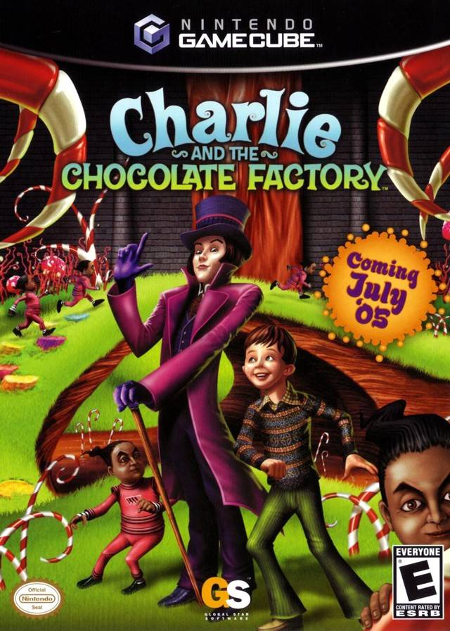 Rom juego Charlie And The Chocolate Factory