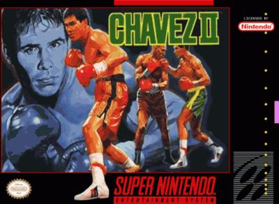 Rom juego Chavez II