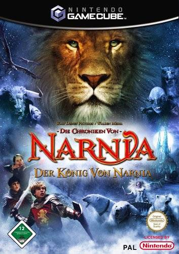 Rom juego Chronicles Of Narnia The The Lion The Witch And The Wardrobe