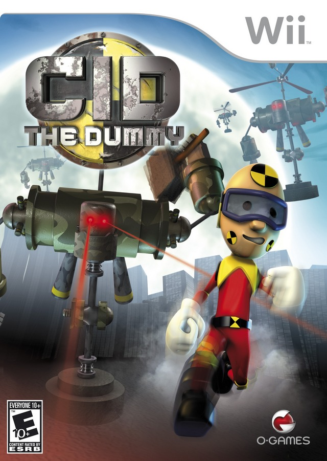 Rom juego CID - The Dummy
