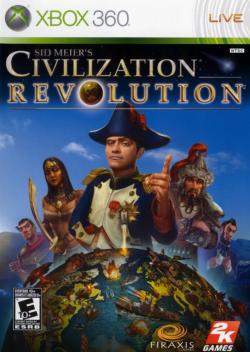 Rom juego Civilization Revolution