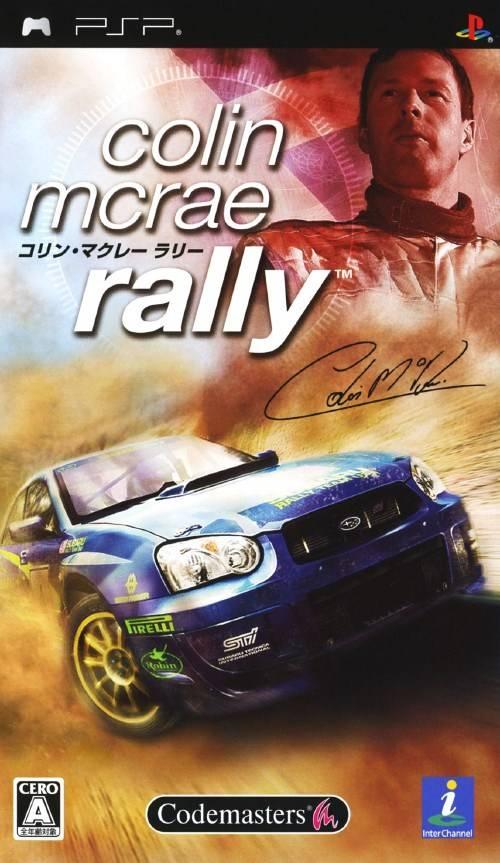 Rom juego Colin McRae Rally