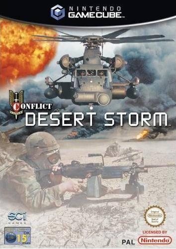 Rom juego Conflict Desert Storm