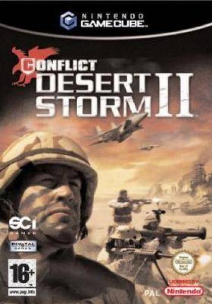 Rom juego Conflict Desert Storm II