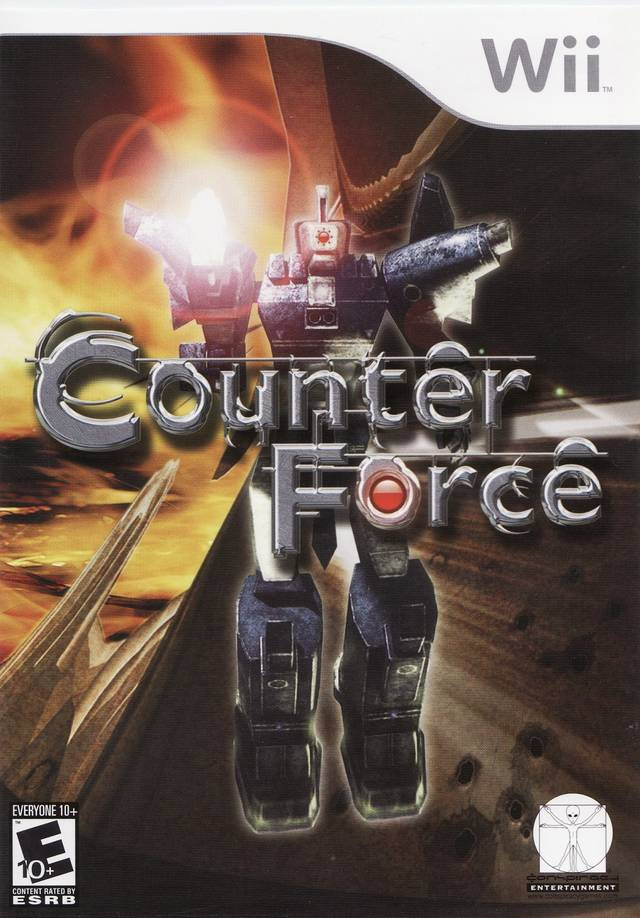 Rom juego Counter Force
