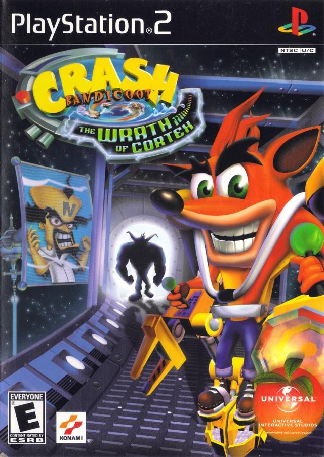 Rom juego Crash Bandicoot - The Wrath Of Cortex