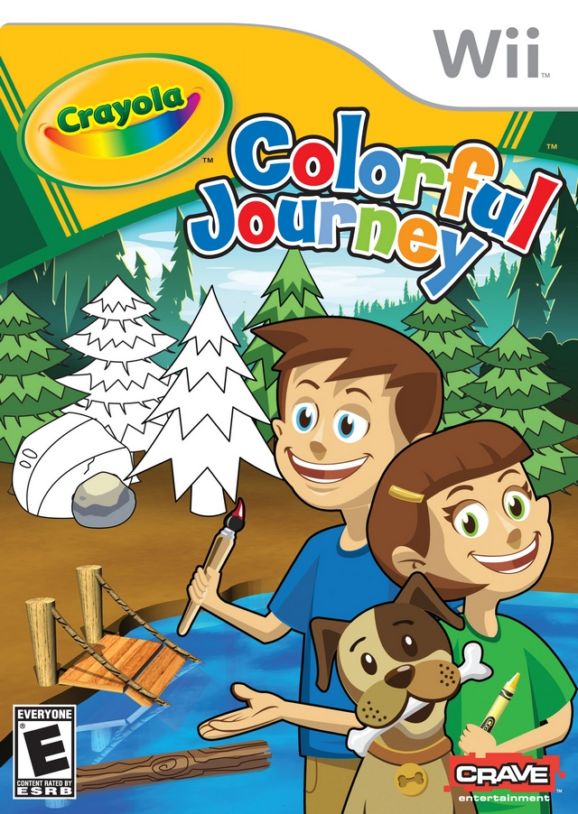 Rom juego Crayola Colorful Journey