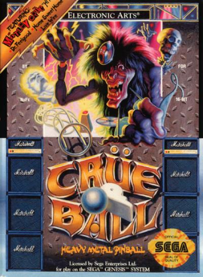 Rom juego Crue Ball