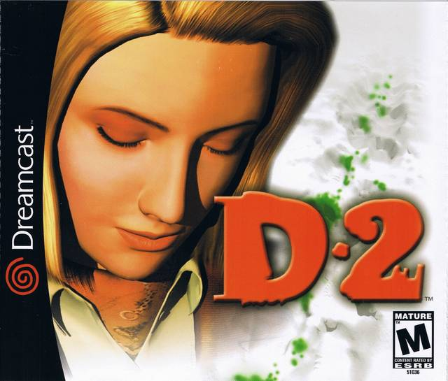 Rom juego D2  - Disc #4