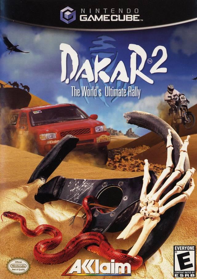 Rom juego Dakar 2 The World's Ultimate Rally