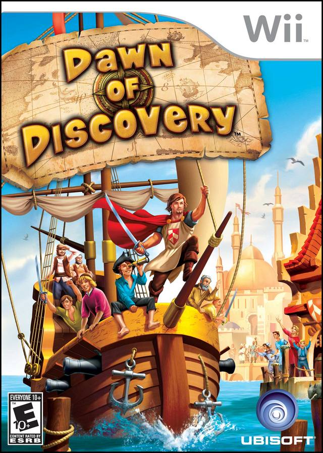 Rom juego Dawn Of Discovery