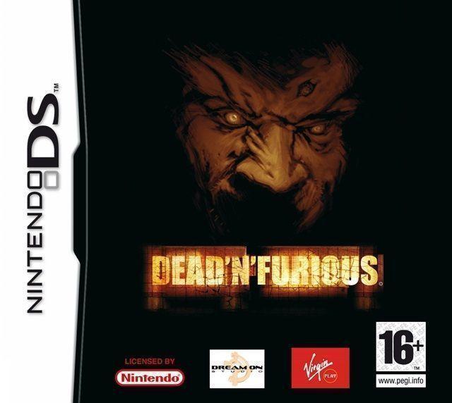 Rom juego Dead 'n' Furious
