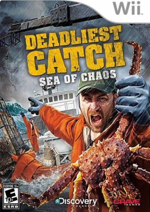 Rom juego Deadliest Catch - Sea Of Chaos