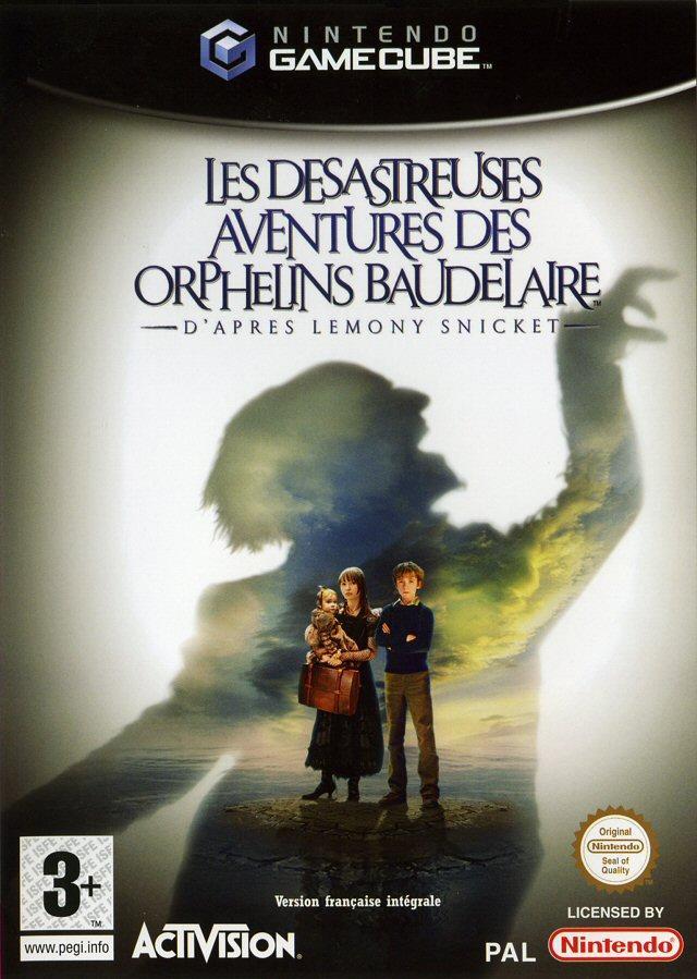 Rom juego Desastreuses Aventures Des Orphelins Baudelaire Les D Apres Lemony Snicket