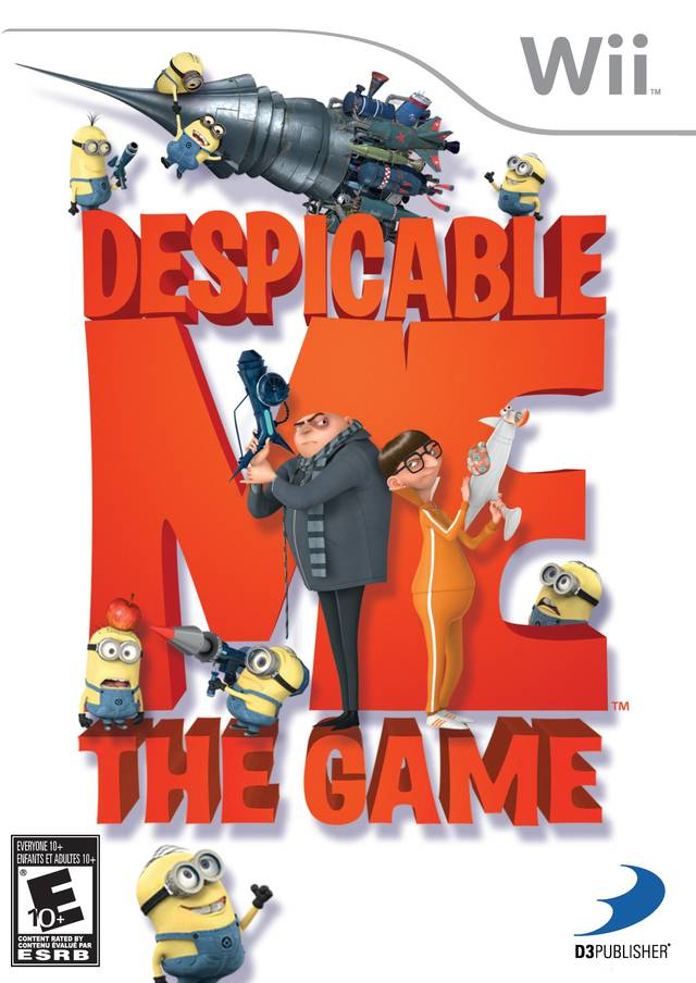 Rom juego Despicable Me - The Game