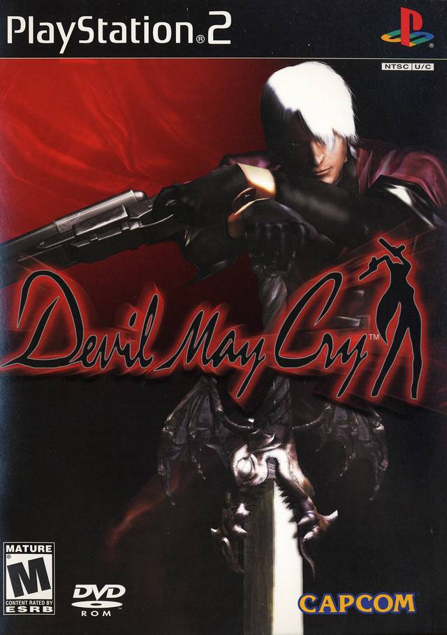 Rom juego Devil May Cry