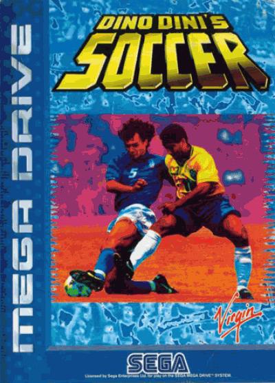 Rom juego Dino Dini's Soccer