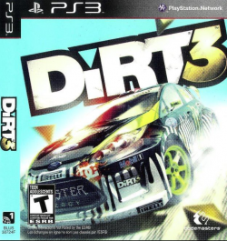 Rom juego Dirt 3