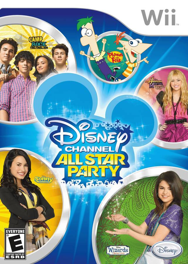 Rom juego Disney Channel - All Star Party