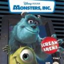 Disney Pixar Monsters Inc. Scream Arena