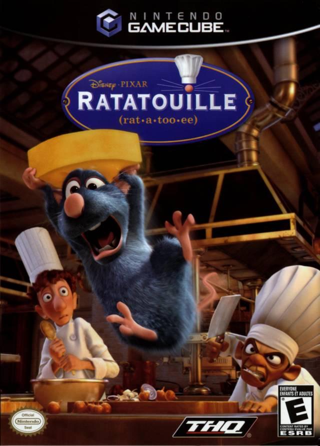 Rom juego Disney Pixar Ratatouille