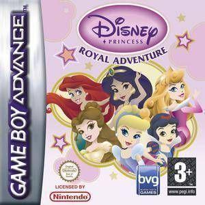 Rom juego Disney Princess Royal Adventure