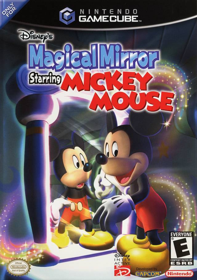 Rom juego Disney's Magical Mirror Starring Mickey Mouse