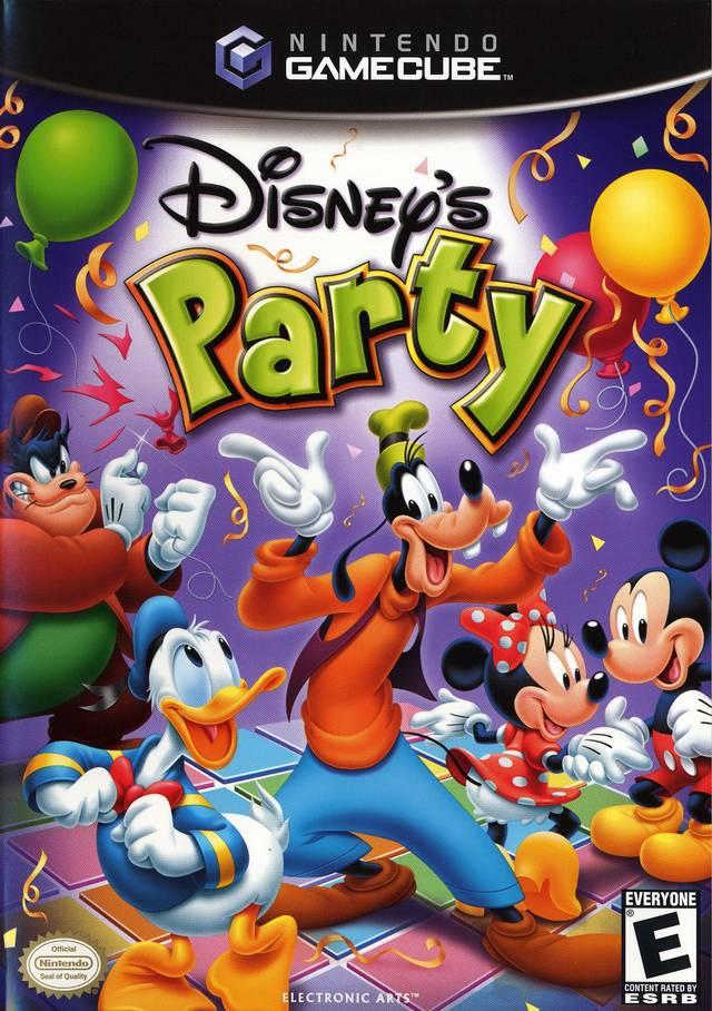 Rom juego Disney's Party