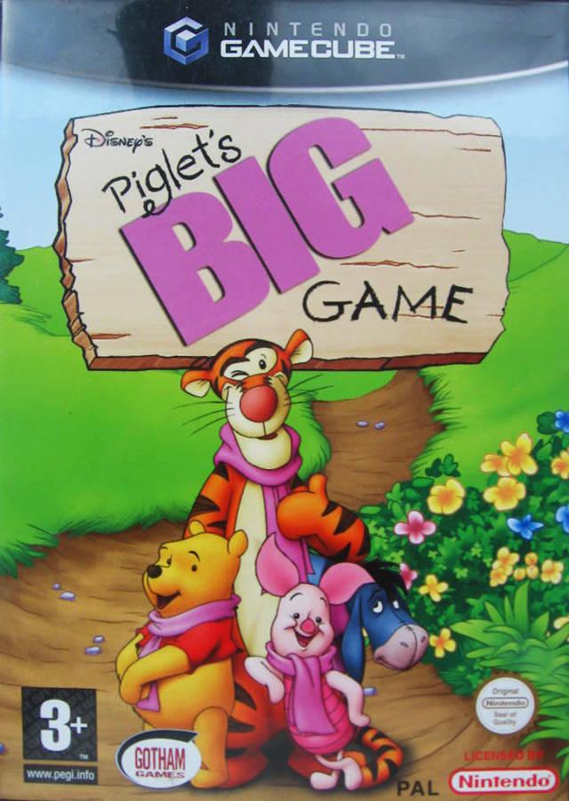 Rom juego Disney's Piglet's Big Game