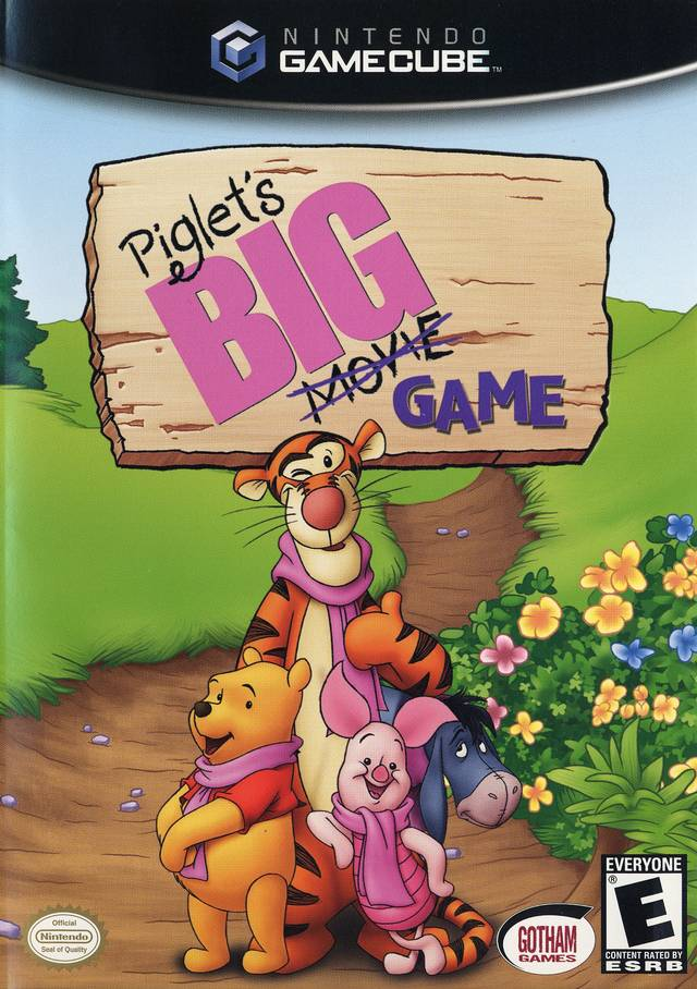 Rom juego Disney's Piglet's Big Game