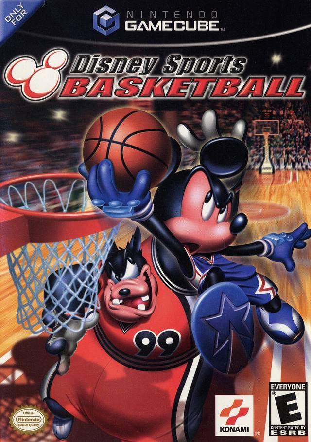 Rom juego Disney Sports Basketball