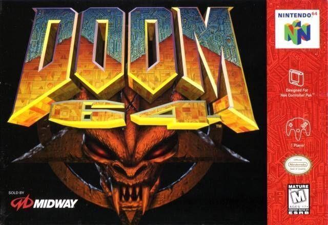 Rom juego Doom 64